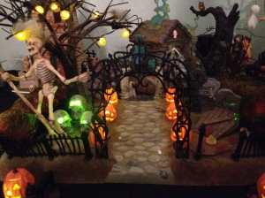 Dept 56 Halloween Village 2