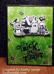 Halloween card 6.1