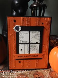 Window Halloween