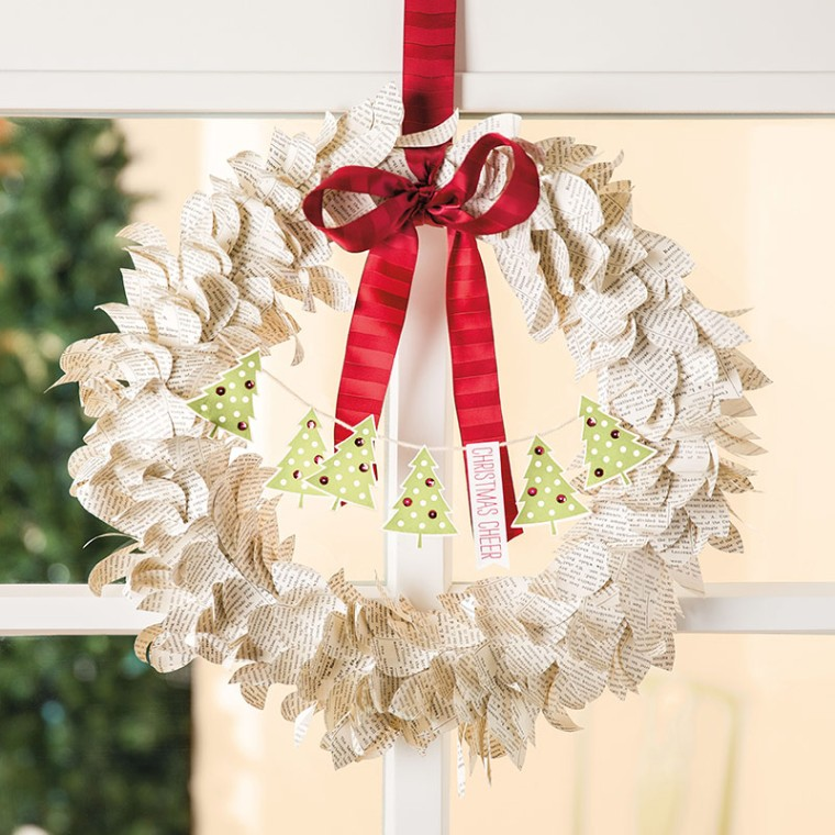 season to season wreath