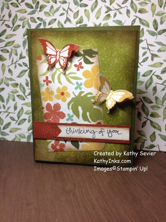HI weekly card challenge april 26 my card